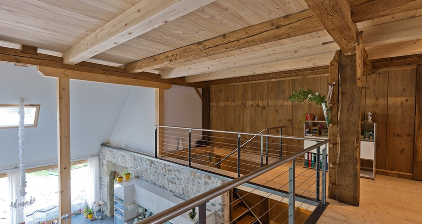 Holz Im Innenausbau Gz Holzbau Ag